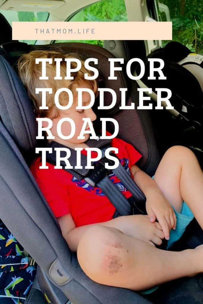Tips for Toddler Road Trips