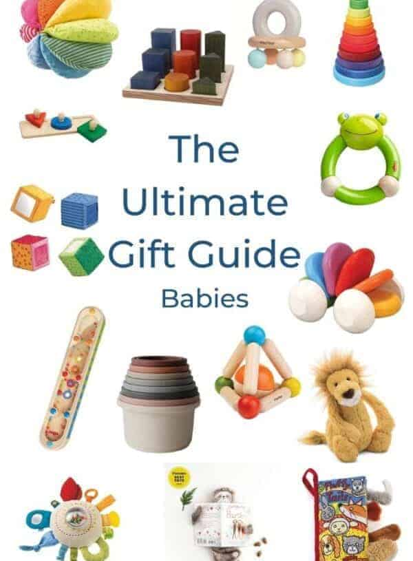 Gift Guide– The Best Gifts for Babies
