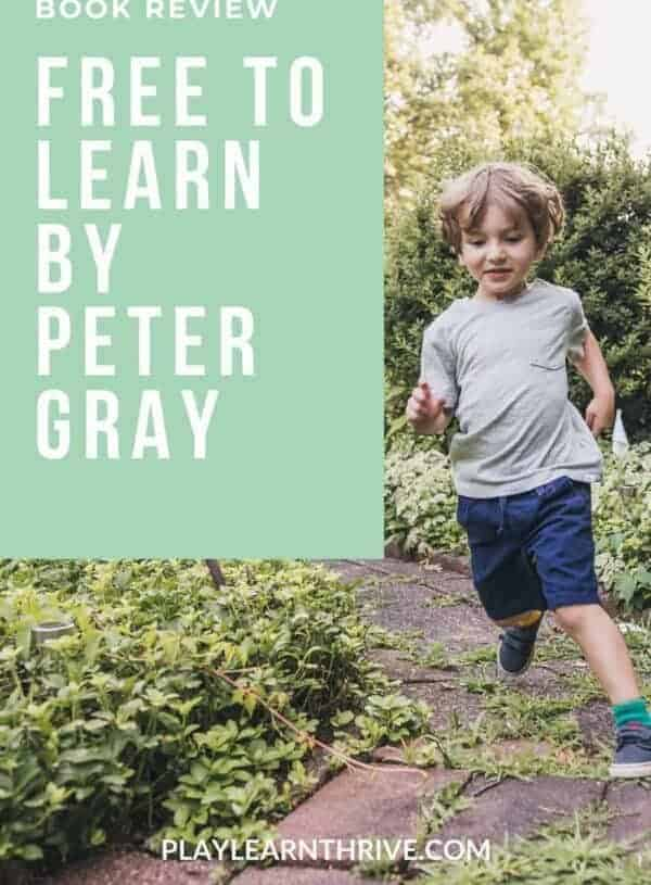 Free to Learn by Peter Gray: A Book Review