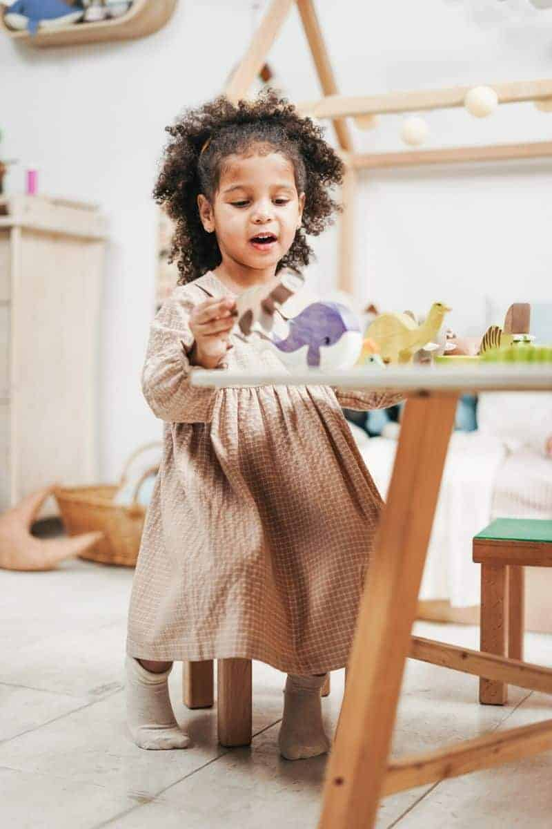 Kids learn through play