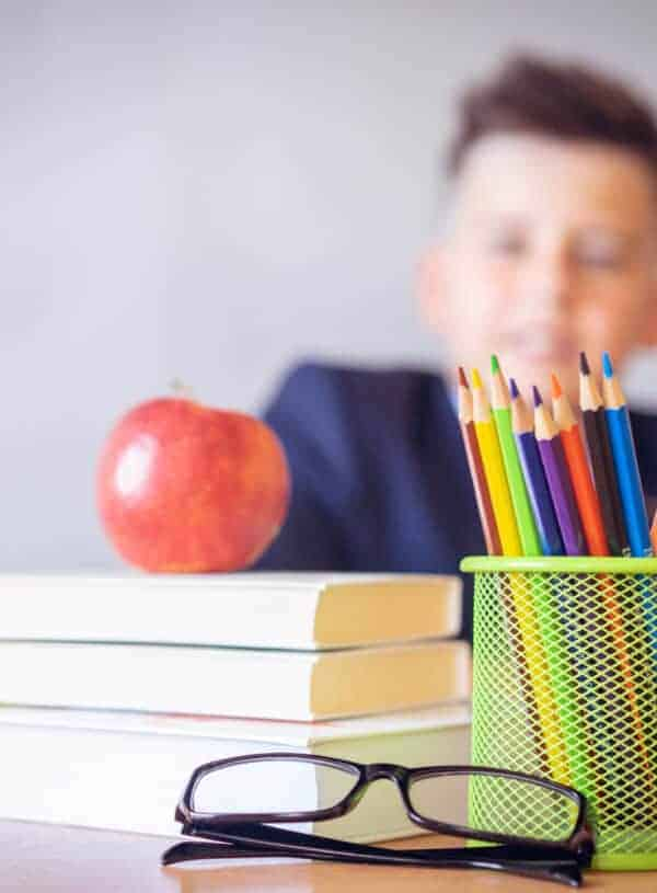 Helping Your Child Stay Organized